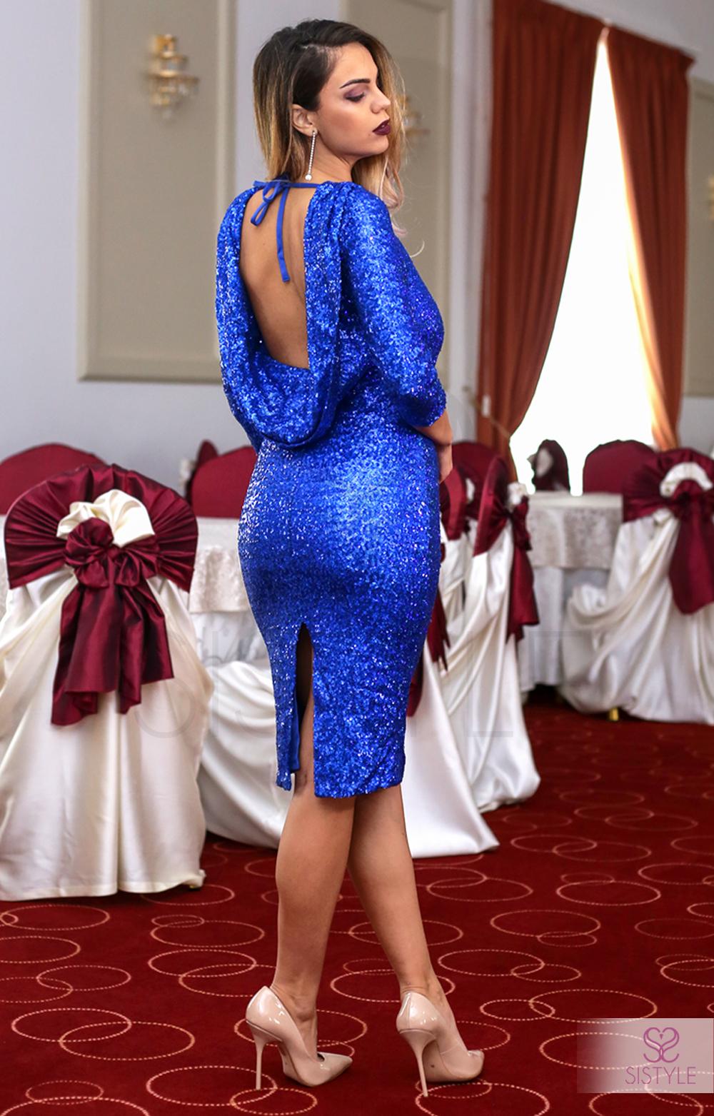rochie de paiete