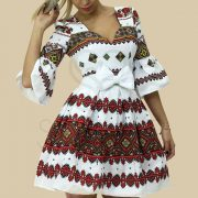 rochie traditional romaneasca