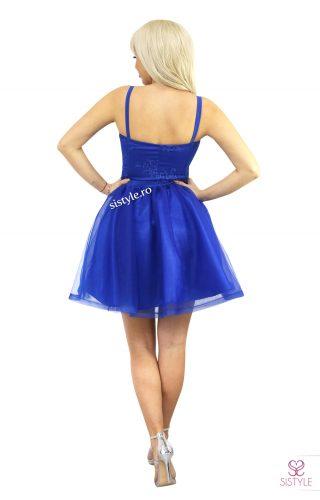 rochie de bal tull