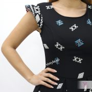 rochie de banchet detaliu
