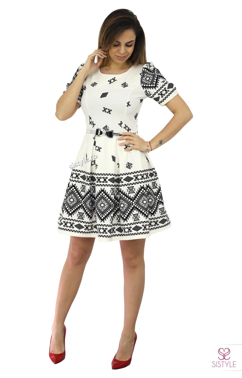rochie de petrecere ivoire