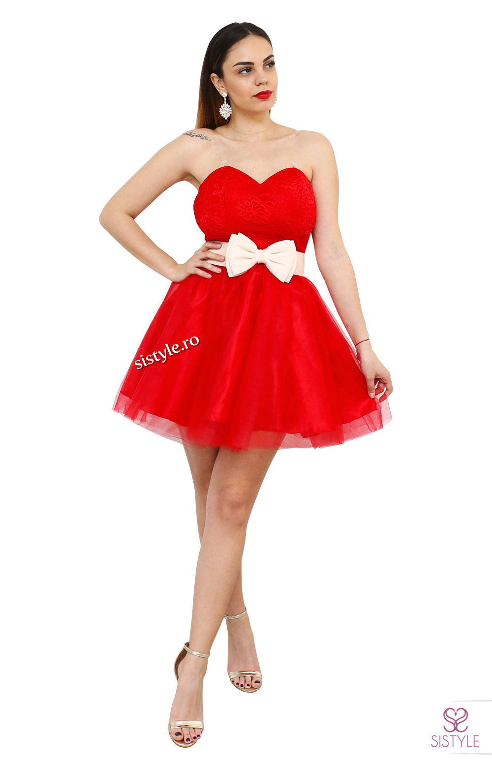 rochie de bal scurta