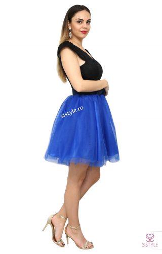 rochie de banchet cu tull
