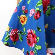 rochie detaliu fusta
