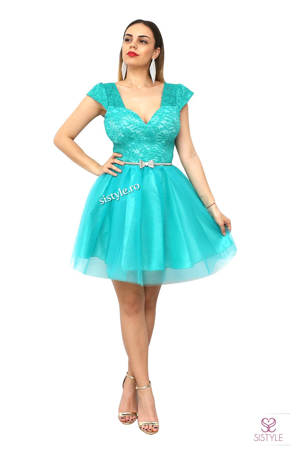 rochie scurta pentru banchet